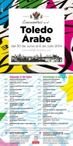flyer semana árabe 2