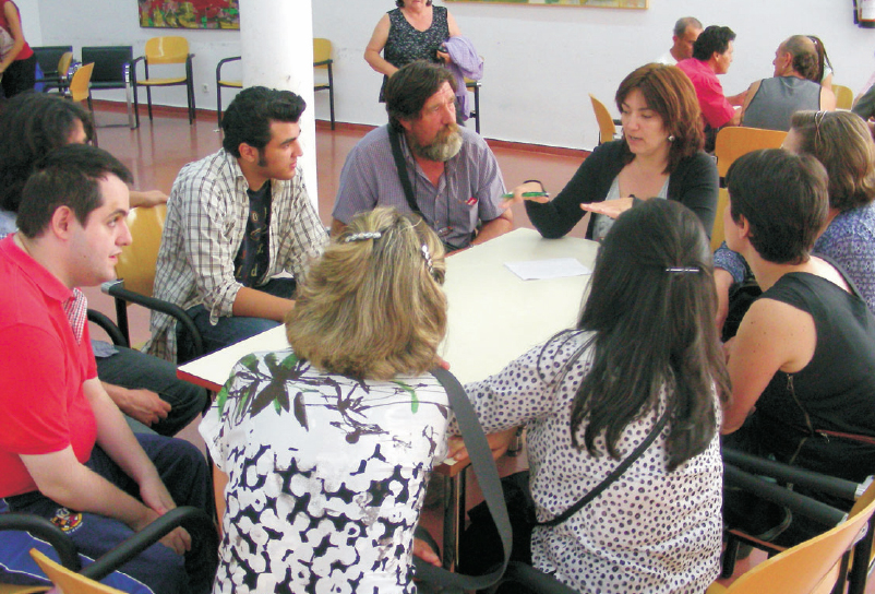 Subsidiación - VPO - Reunión Grupo de Trabajo de la AVV El Tajo