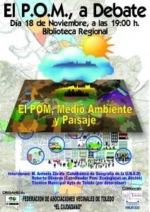 cartel-jornadas-pom-2016-medio-ambiente