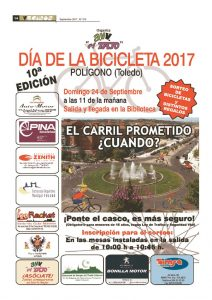 thumbnail of Cartel Día de la Bici