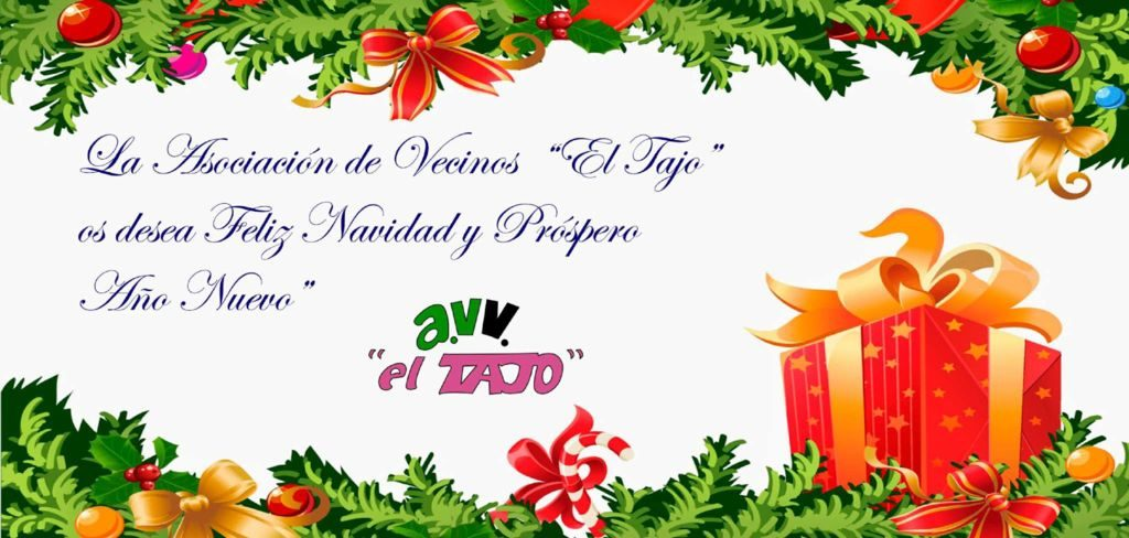 thumbnail of FELICES FIESTAS AVV EL TAJO