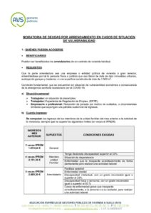 thumbnail of MORATORIA RENTAS ALQUILER VULNERABILIDAD