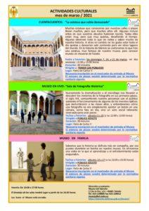 thumbnail of AC 2021.03 Actividades culturales del mes de MARZO