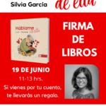 Presentación del libro Háblame de Ella de Silvia Moyano