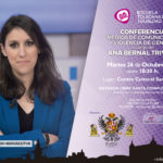 ESCUELA TOLEDANA DE IGUALDAD. CONFERENCIA ANA BERNAL