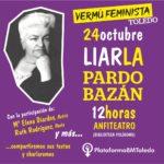 Vermú feminista: Liarla Pardo Bazán